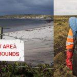 Británicos contratan africanos para la remoción de minas en Malvinas