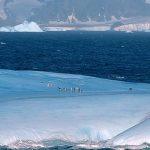 La Antártida alberga aproximadamente el 90% del hielo existente en la Tierra