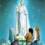 13 de junio: Segunda aparición de la Virgen de Fátima