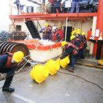 Investigadores del INIDEP participan de importante campaña oceanográfica