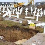 Profanan las tumbas de los héroes de Malvinas