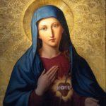 22  de agosto: Fiesta del Inmaculado Corazón de María