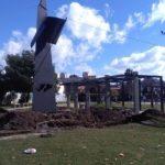 Nuevo monumento a Malvinas en V. Carlos Paz