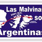 Vigilia y Acto por Malvinas en Laboulaye, Córdoba