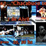 Vigilia en Chacabuco