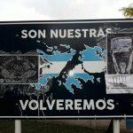Tandil: Veteranos repudian a feministas por acto vandálico