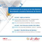Actos conmemorativos de la Gesta de Malvinas en Mendoza