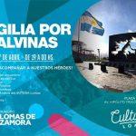 Lomas de Zamora: Vigilia por Malvinas