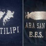 Estudiantes secundarios incluyeron a las Islas Malvinas y al ARA San Juan en su uniforme de egresados