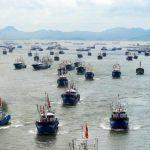 El Atlántico Sur tiene a China como nuevo lider pesquero