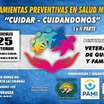 Jornadas de Salud Mental el 25 y 26 de septiembre para los Veteranos en Esperanza