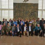 Homenaje de la Batería Bravo a los héroes de Malvinas