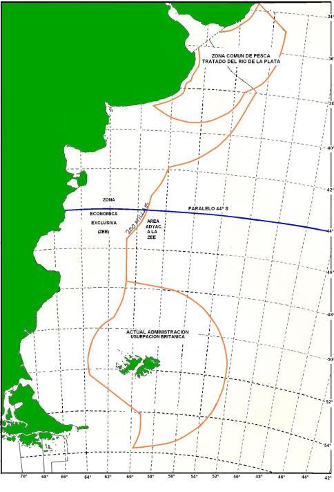 Un acuerdo de entrega: soberanía marítima compartida con el Imperio, recursos regalados