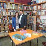 Biblioteca popular sobre Malvinas festeja su 3er aniversario