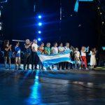 San Juan: Homenaje de Ciro a los Veteranos de Guerra