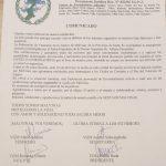 Se cancelan los actos por Malvinas a raíz del Coronavirus