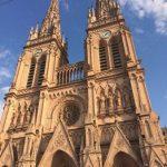La basílica de Luján cierra sus puertas