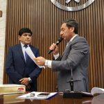 Santiago del Estero: Nuevo legislador Veterano de Guerra