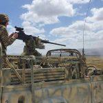 Nuevos ejercicios militares británicos en la Isla Soledad