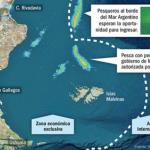 400 pesqueros chinos llegan al Atlántico Sur por los recursos argentinos