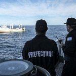 Video: Más de 350 pesqueros ilegales en el Mar Argentino
