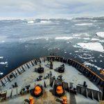 Marambio: El rompehielos ARA Alte. Irízar reabasteció la base antártica