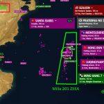 Mar Argentino: zona liberada en la milla 200 permite saqueo de recursos de hasta barcos kelpers