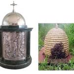 La abeja, símbolo de la Iglesia
