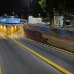 Ituzaingó: Inauguran mural homenaje a Malvinas