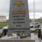 Mar del Plata: Vandalizaron monumento a Malvinas la misma tarde que fue inaugurado