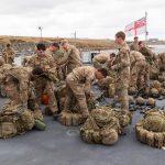 Argentina rechaza nuevos ejercicios militares en Malvinas