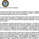 La Asociación de Veteranos de Guerra de Malvinas repudia las declaraciones de Beatriz Sarlo