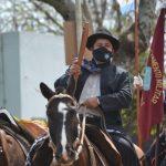 Regresó de Yapeyú a Gral. Rodríguez el Veterano de Malvinas Montiel tras su travesía a caballo